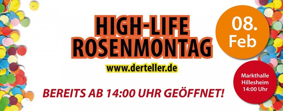 High-Life Rosenmontag