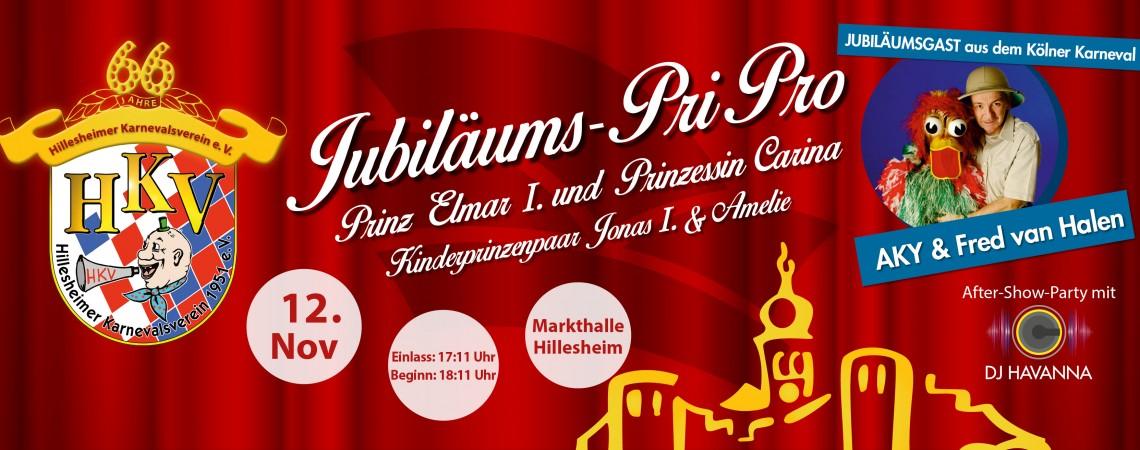 Jubiläums-PriPro